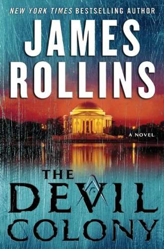 James  Rollins    The Devil Colony  [epub,mobi]