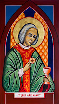 St. Jean-Baptiste-Marie Vianney - Patron Saint of Priests