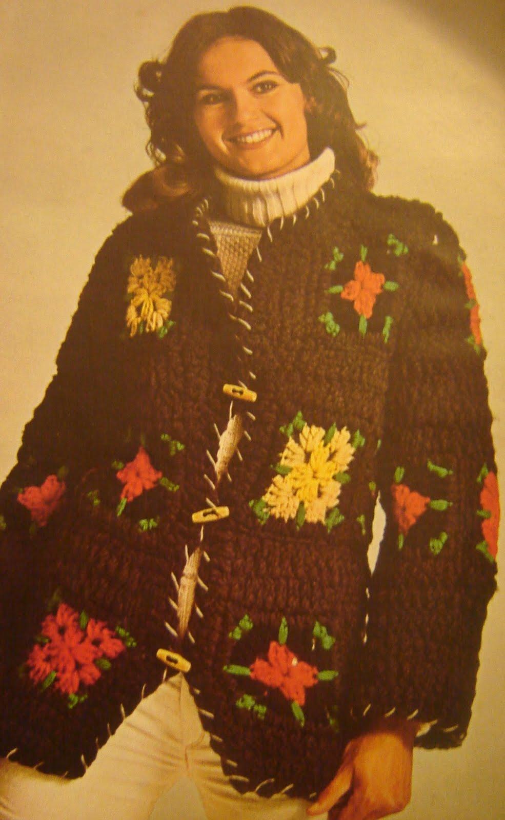 Tejidos en Crochet y Afines desde La Plata: Los cuadrados de la ...