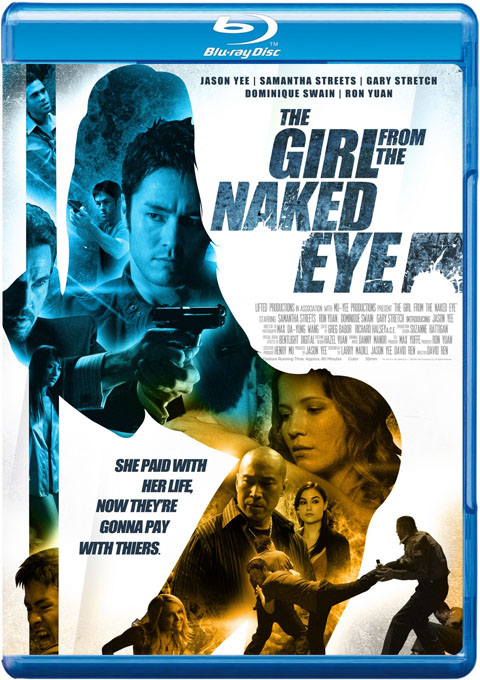 The Girl from the Naked Eye {2012} BRRip