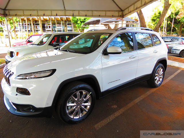 Jeep Cherokee 2015 Limited
