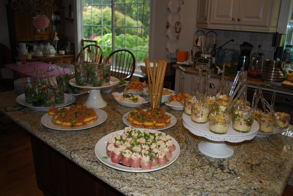 Baby Shower Food Ideas Easy