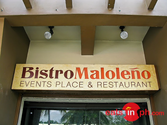 Bistro Maloleño Events Place and Restaurant in Malolos City, Bulacan