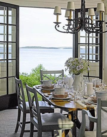 South shore decorating blog 50 favorites for friday 132 for Llwyn y brain dining room