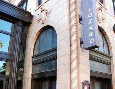 Eventbrite Grange Restaurant