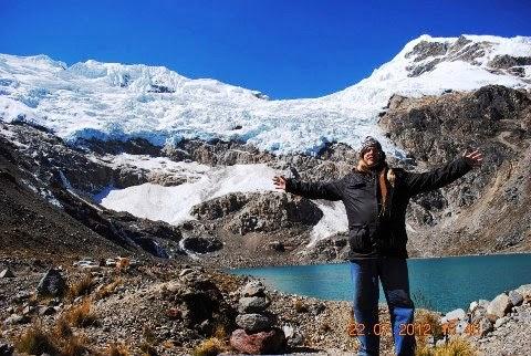 Diário de um missionário Peru
