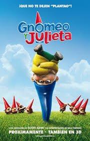 Gnomeo y Julieta (2011) online y gratis