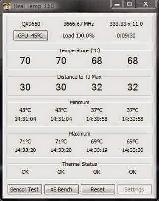 Cara Mudah Mengetahui Suhu Laptop Kita