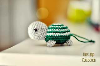 Amigurumi Tortoise