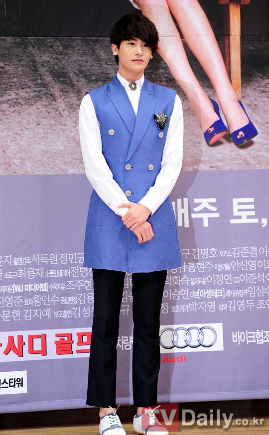 Hyunsik ZE:A Drama Korea Nine
