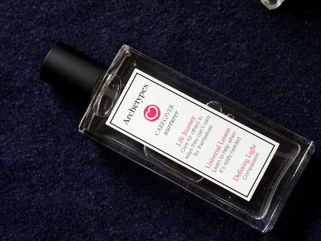 Archetype Fragrances Caregiver, Visionary, Tastemaker review, photos