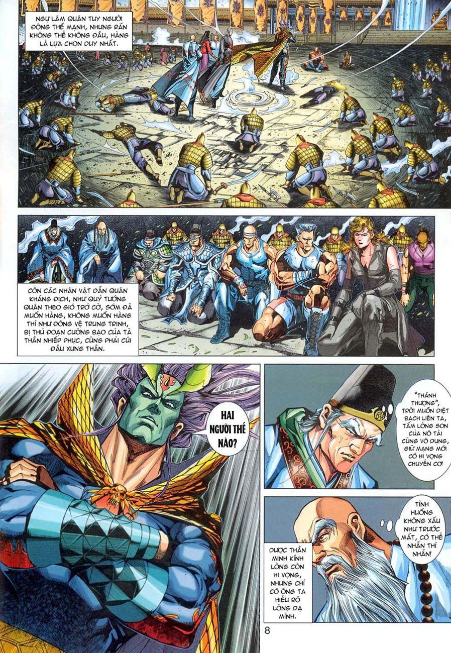 Tân Tác Long Hổ Môn chap 294 - Trang 8
