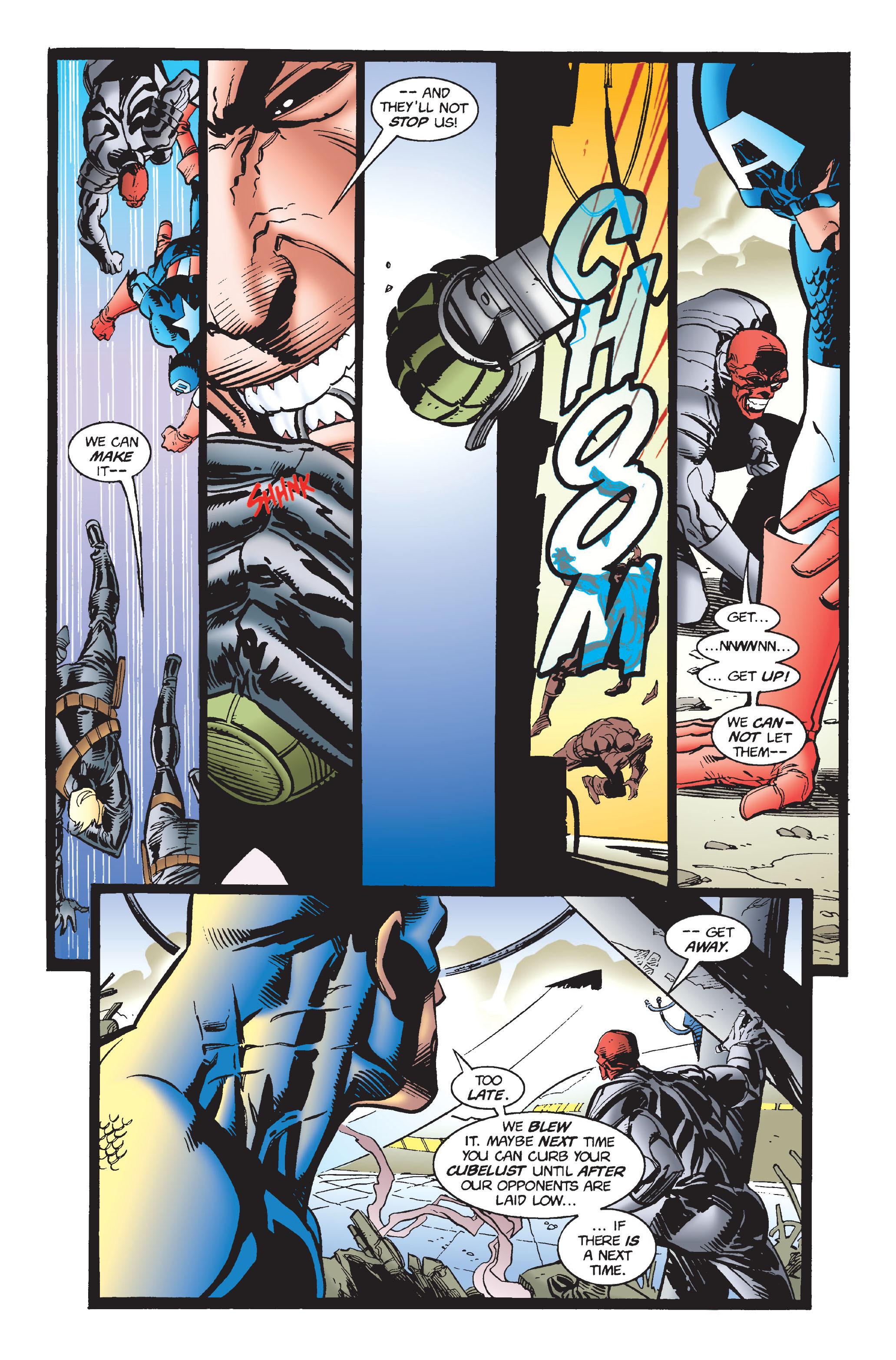 Captain America (1968) Issue #446 #400 - English 10