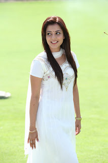 Nisha Agarwal Latest Pictures Gallery in White Sal Kameez 0007.jpg