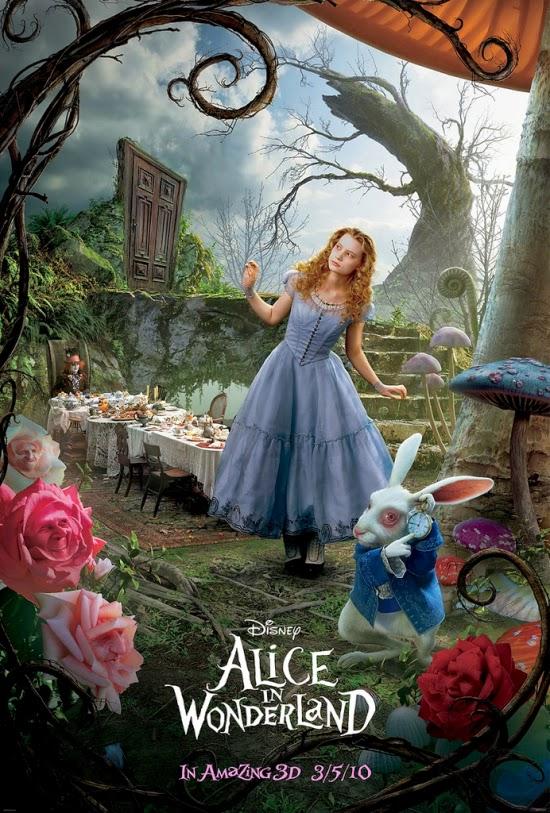 [ดูหนัง HD ออนไลน์] Alice in Wonderland 2010 อลิซผจญแดนมหัศจรรย์ [พากย์ไทย มาสเตอร์]