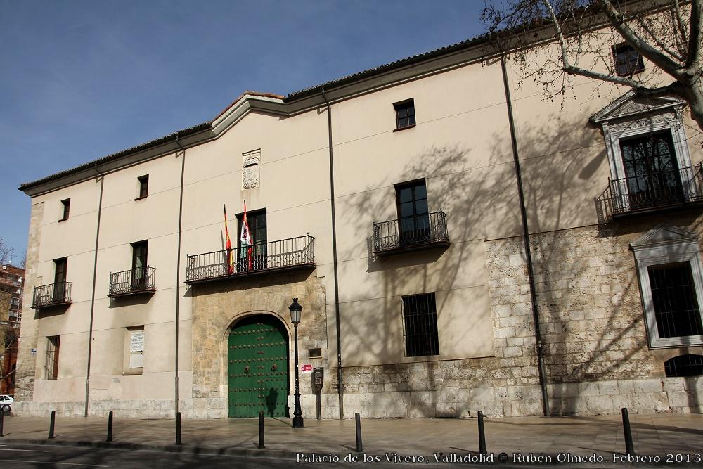 Valladolid fotoblog palacio de los vivero for Viveros valladolid