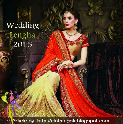 Saheli Couture Wedding Lehenga Collection 2015