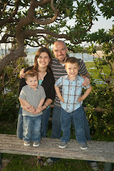 Recent family picture in which we all are looking at the camera and smiling :)