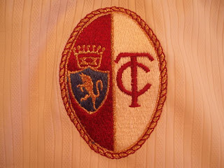 Torino Calcio, Kelme, camiseta, escudo Torino,
