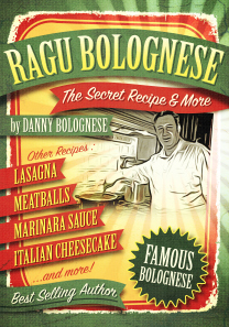 The RAGU BOLOGNESE COOKBOOK