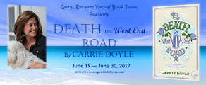 Death on West End Road - 22 June