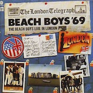 Beach Boys '69 Live In London