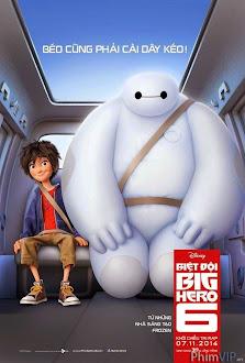 Xem phim Siêu Anh Hùng 6 - Big Hero 6
