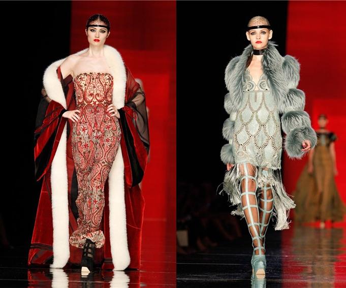 Jean Paul Gaultier Haute Couture 2013