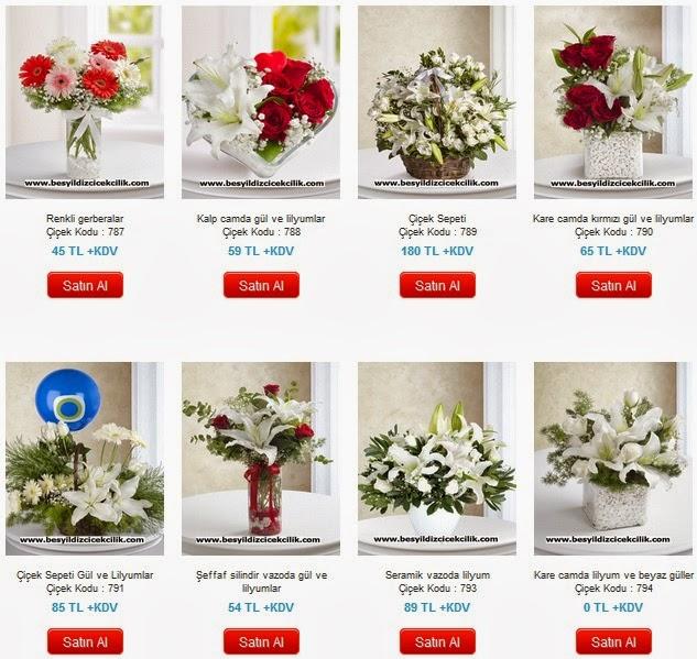 Sevgiliye çiçek sevgili için çiçek modelleri