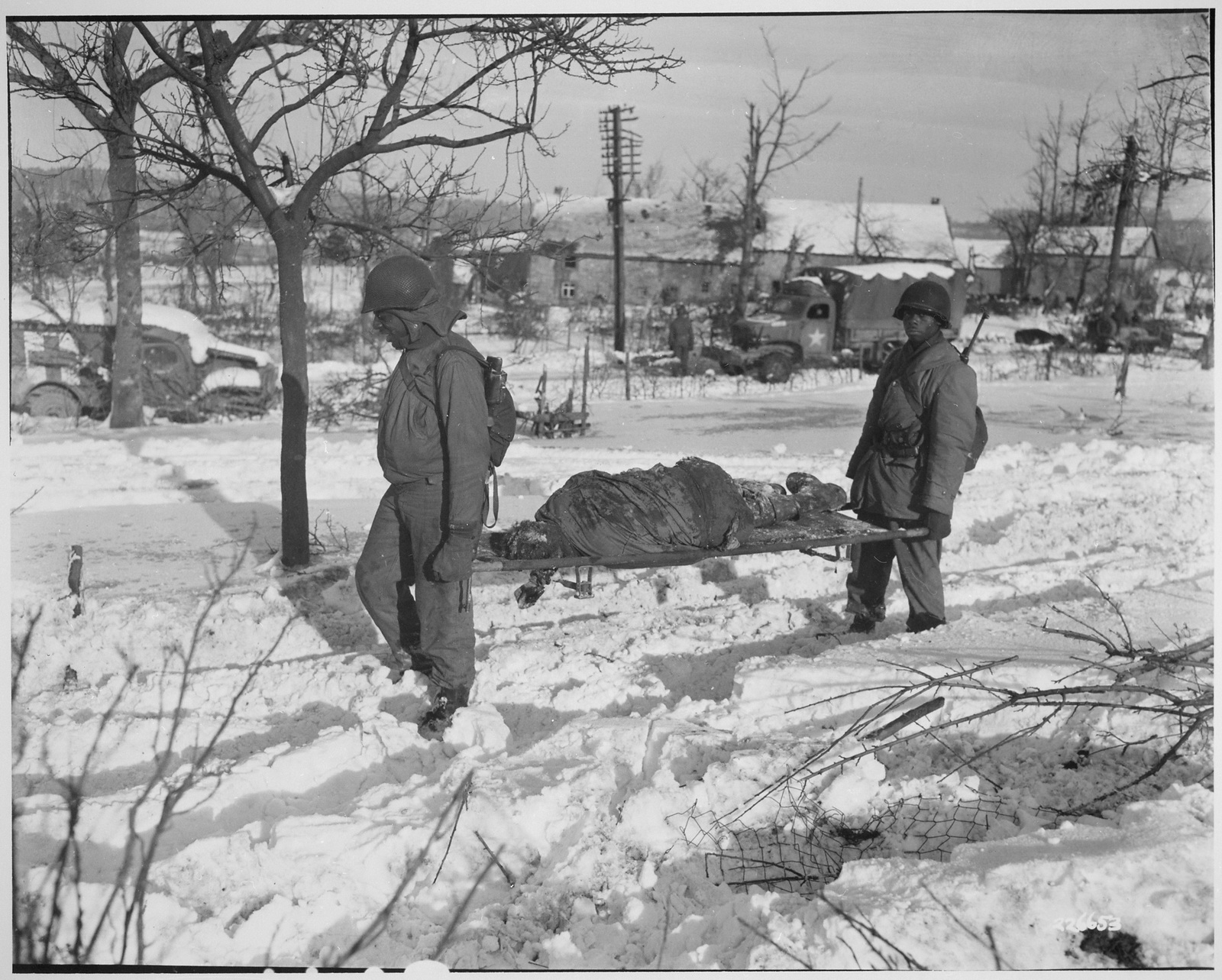 the details of the infamous battle of the bulge between 1944 and 1945 December 16, 1944: battle of the bulge january 12, 1945:  of the holocaust watch now join us right now to watch a live interview with a survivor,.