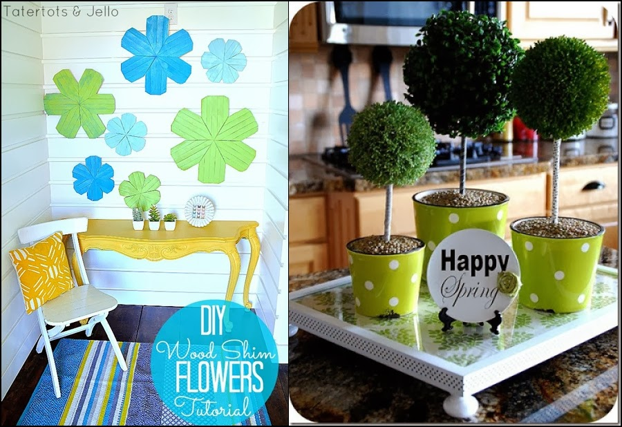 25 Spring DIY Projects Ideas to make