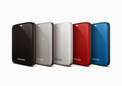 Toshiba Canvio Connect Hardisk Portable Terbaru Murah