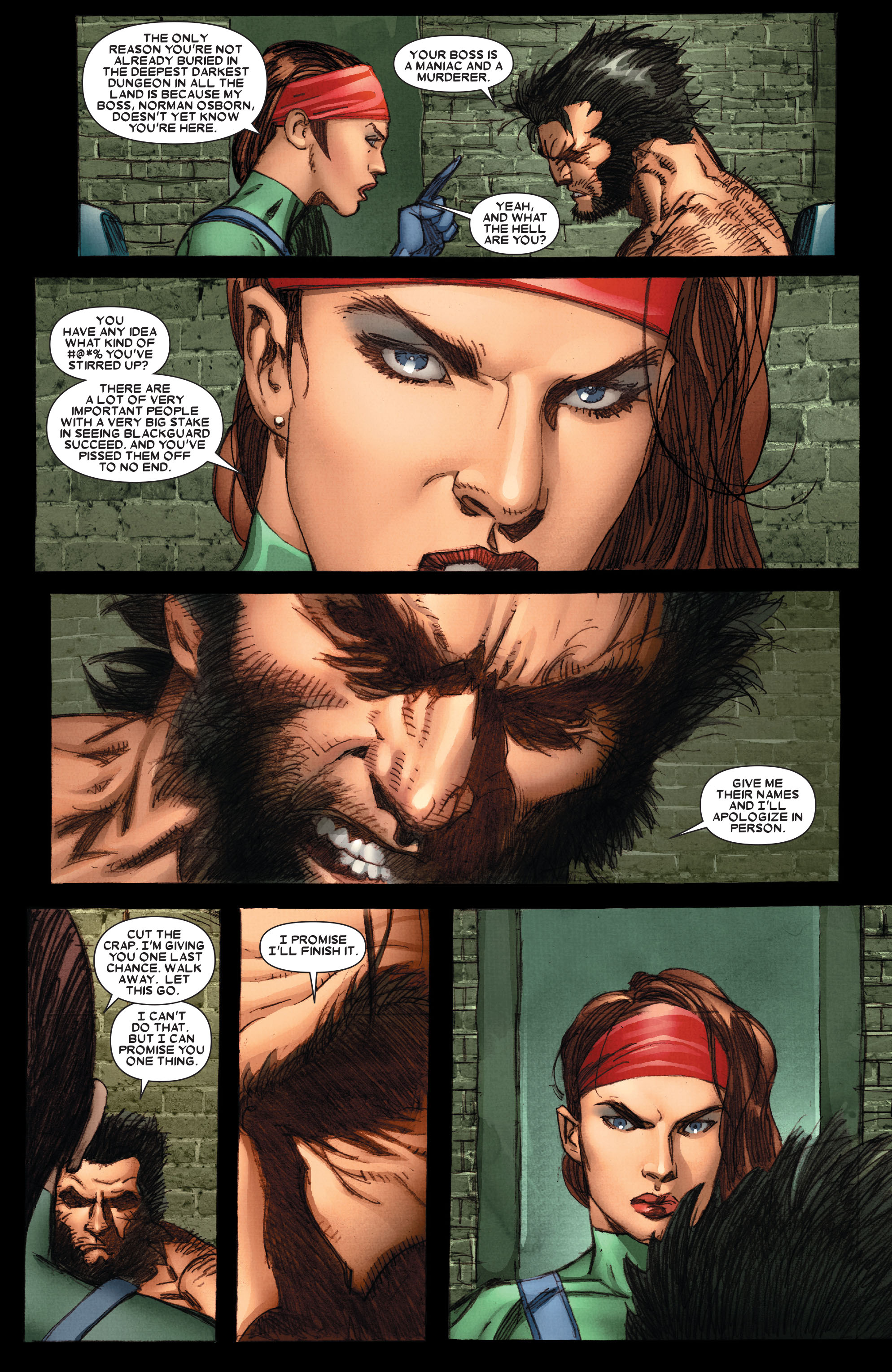 Wolverine: Weapon X #5 #12 - English 4