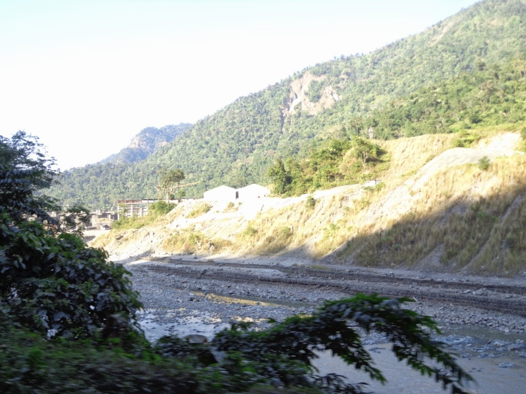 Muddy Roads to Gangtok