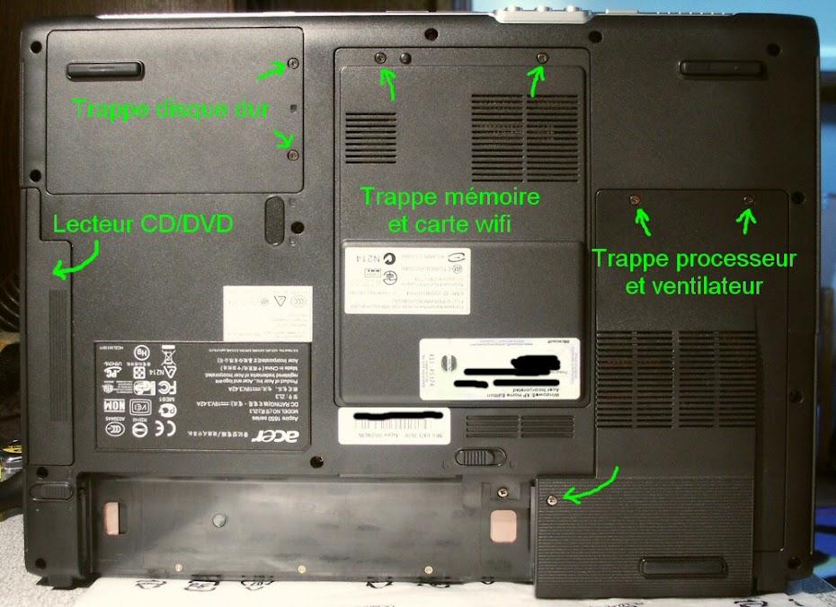 HARDWARE PC PORTABLE