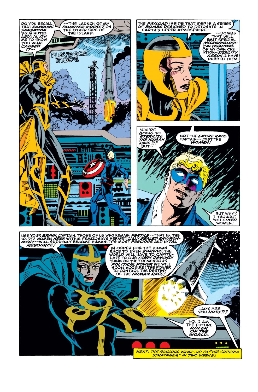 Captain America (1968) Issue #391 #324 - English 18