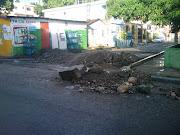La parte baja de la ciudad de Puerto Plata es la más sensible a inundaciones . img