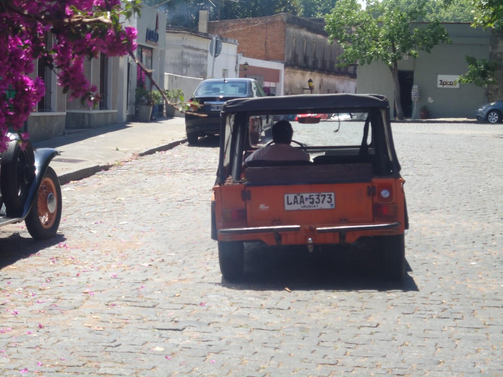 AhhArgentina: Colonia, Uruguay : Transportation on