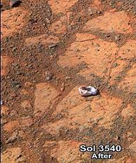 La Roca del Curiosity