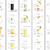 Liquor and Mixed Drinks infographic
