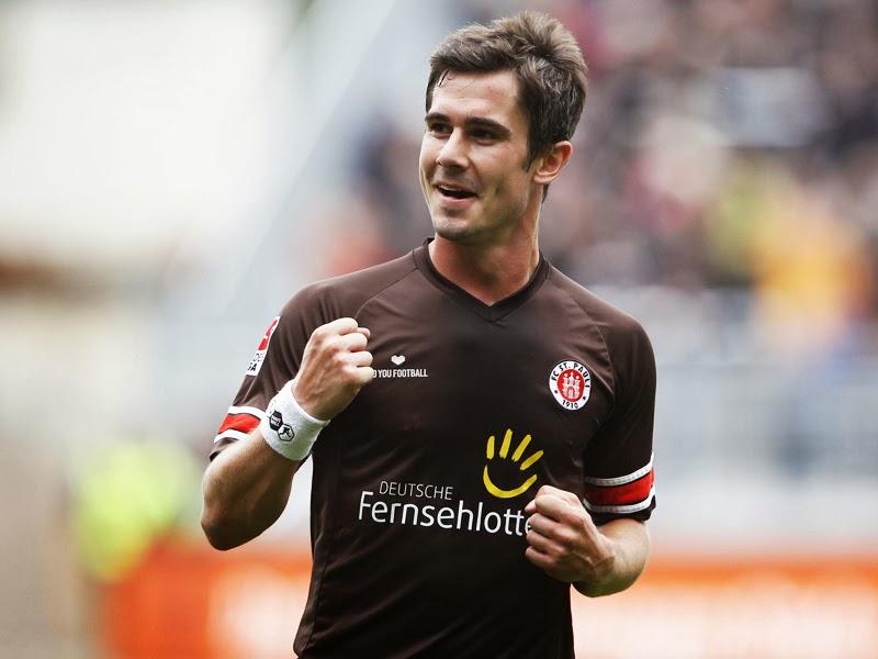 Fin Bartels está deixando o St. Pauli.