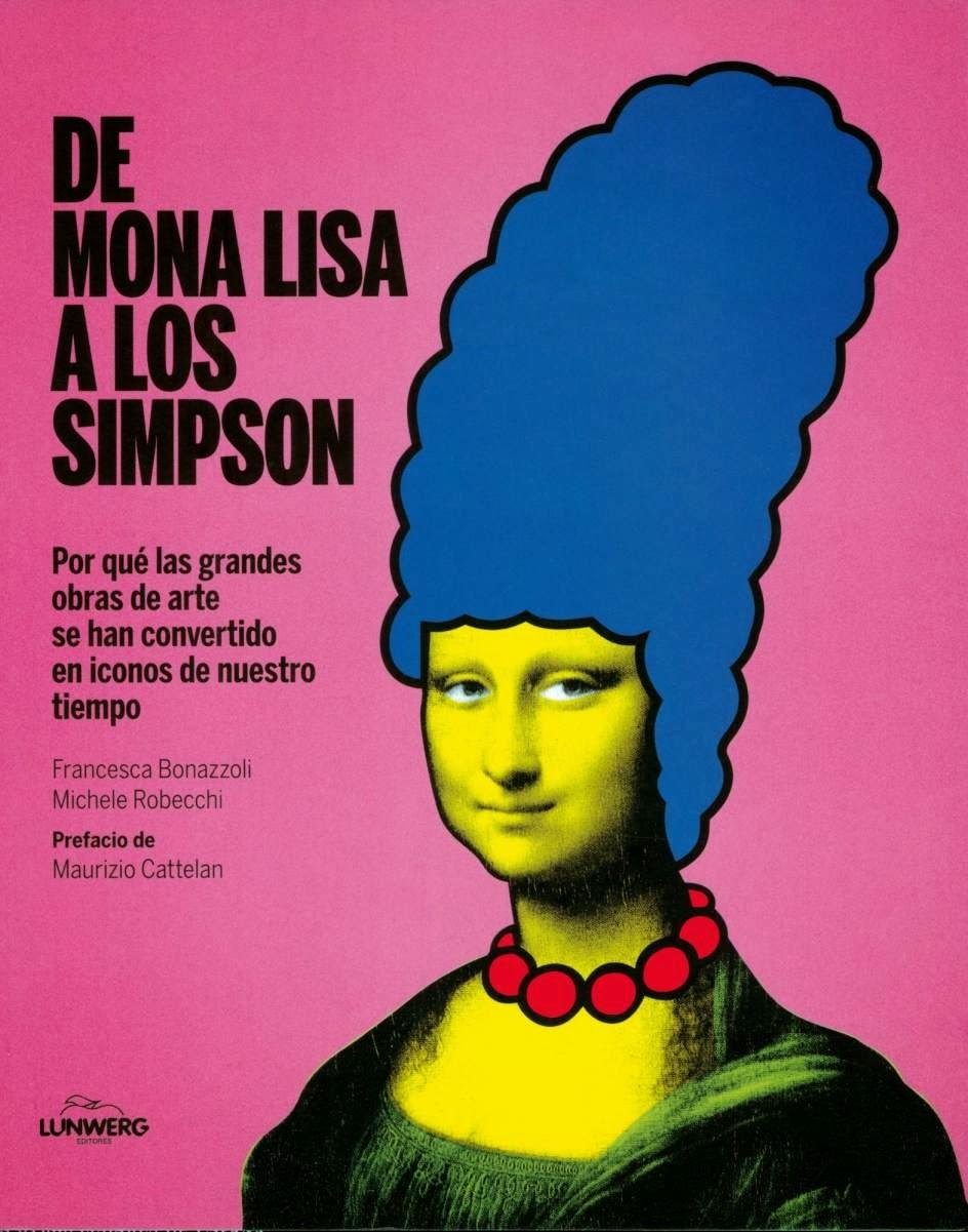 De Mona Lisa a Los Simpson