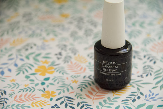 Revlon Gel envy Top coat
