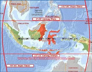 Pengaruh Letak Gografis Dan Astronomis Indonesia