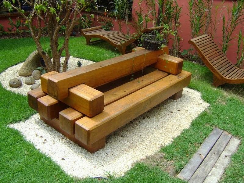 Construindo minha casa clean decora o da rea externa for O jardins d eglantine