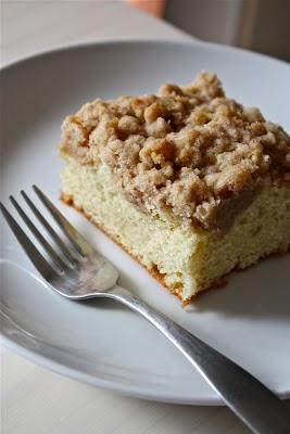 Old Fashioned Crumb Coffee Cake Recipe