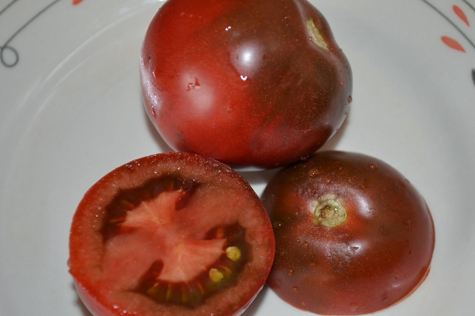 schwarzer prinz black tomatensamen russische sorte tomaten bohnen pfirsich. Black Bedroom Furniture Sets. Home Design Ideas
