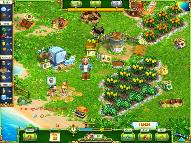 Free Download Games Exotic Farm