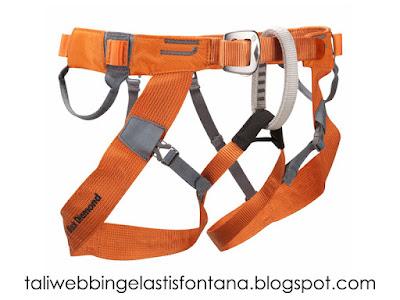 tali harnest  dan pengaman