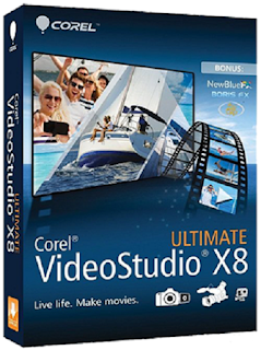 Corel VideoStudio Ultimate X8 Serial Number Free Download